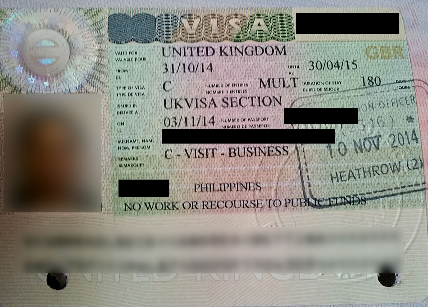 How to check uk visa status with passport number in india